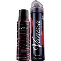 Vanesa Kooky & Desire Deodorant Combo (Pack Of 2)