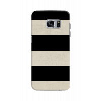 DailyObjects Vintage Black Stripes Case For Samsung Galaxy