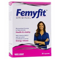 West Coast Femyfit Original Women Multivitamin 30 Capsules