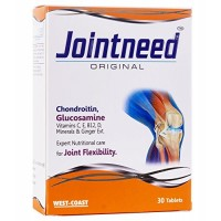 West Coast Jointneed Original Chondroitin, Glucosamine 30 Tablets