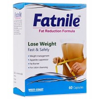 West Coast Fatnile Fat Reduction Formula 60 Capsules