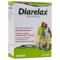 West Coast Diarelax Original 30 Tablets