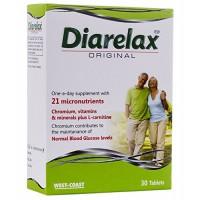 West Coast Diarelax Original 30 Tablets