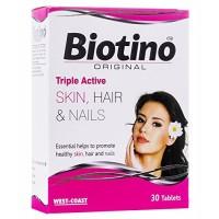 West Coast Biotino Original Protan 30 Tablets