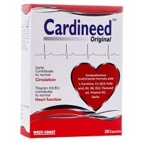 West Coast Cardineed Original With Vitamin B1(Thiamin ) 30 Capsules