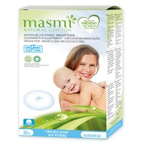 Masmi Nursing Pads with Organic Cotton