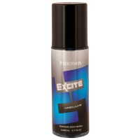 Foxmen Excite Perfume Body Spray