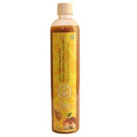 True Elements Apple Cider Vinegar With Lemon, Ginger, Honey And Garlic