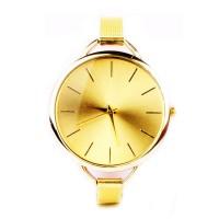 Joker & Witch Sleek chic gold watch