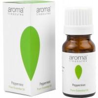 Aroma Treasures Peppermint Pure Essential Oil