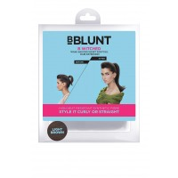 Bblunt B Witched, Wrap Around Short Pony Tail Hair Extension - Light Brown