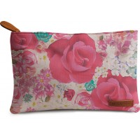 DailyObjects Beautiful Roses Carry-All Pouch Medium