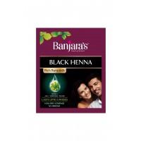 Banjara's Black Henna Rich Burgundy