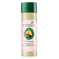 Biotique Bio Vitamin Therapeutic Body Massage Oil