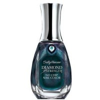 Sally Hansen Diamond Strength No Chip Nail Color - Black Tie (Buy 1 Get 1)