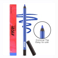 Nykaa GLAMOReyes Eye Pencil - Blue Hex 01