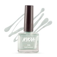 Nykaa Silk Lacquer - Breakfast at Tiffany's