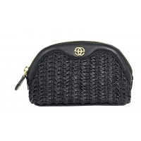 Eske Noshi Black Cosmetic Case