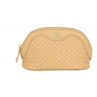 Eske Penley Bisque Cosmetic Case