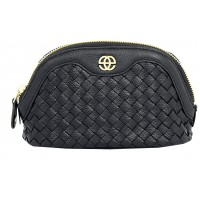 Eske Penley Black Cosmetic Case