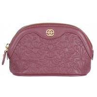 Eske Farah Wine Cosmetic Case