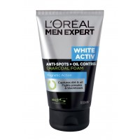 L'Oreal Paris Men Expert White Activ Charcoal Foam