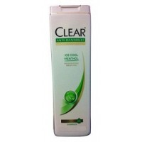 Clear Anti Dandruff Nourishing Shampoo - Ice Cool Menthol
