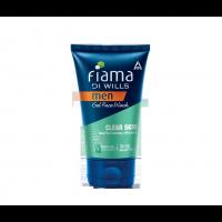 Fiama Di Wills Men Clear Skin Gel Face Wash