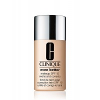 Clinique Even Better Makeup Broad Spectrum SPF 15 - Cashew