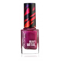 Colorbar Heavy Metal Nail Lacquer