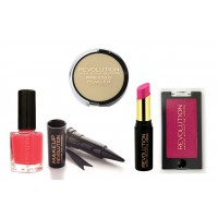 Makeup Revolution Fuschia Kit