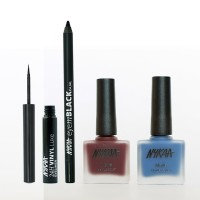 Nykaa Put Your Freak On! Eyes And Nails Combo