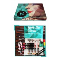 SUGAR Eye Spy, Lips Don't Lie Makeup Box