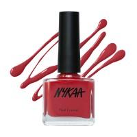 Nykaa Floral Carnival Nail Enamel - Crimson Carnation 131
