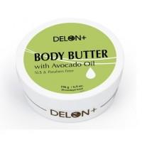 Delon Avocado Oil Body Butter