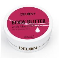 Delon Macadamia Oil Body Butter