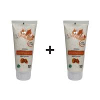 Aaranyaa Exfoliating Almond Face Scrub (Buy 1 Get 1 Free)