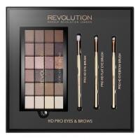 Makeup Revolution HD Pro Eyes & Brows