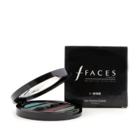 Faces I Shine Quartet Eye Shadow
