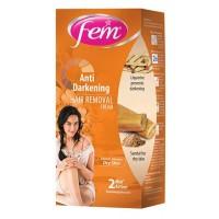 Fem Anti Darkening Hair Removal Cream Sandal