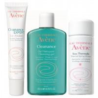 Avene Cleanse & Soothe Kit