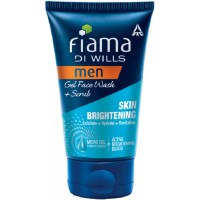 Fiama Di Wills Men Skin Brightening Gel Face Wash