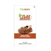 NutroActive Flax Seeds