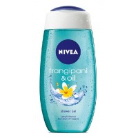Nivea Frangipani & Oil Shower Gel