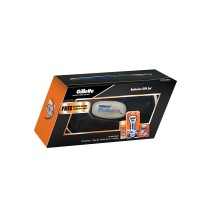 Gillette Fusion Gift Pack + Free Gillette Kit Bag (Worth Rs.400)