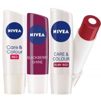 Nivea Lip Care Combo