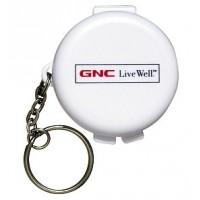 Gnc Keychain Pill Box 1S