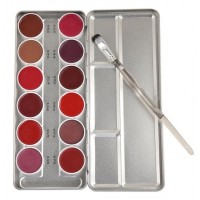 Gala Of London Lip Color Palette