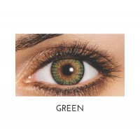 Freshlook 30 Day Lens Gemstone Green
