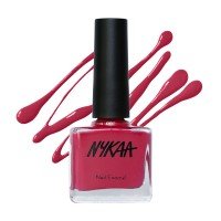 Nykaa Floral Carnival Nail Enamel Collection